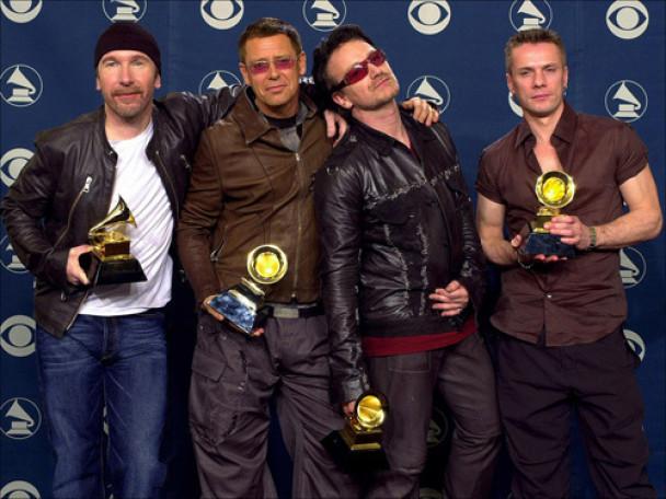 Группа U2 побила рекорд The Rolling Stones
