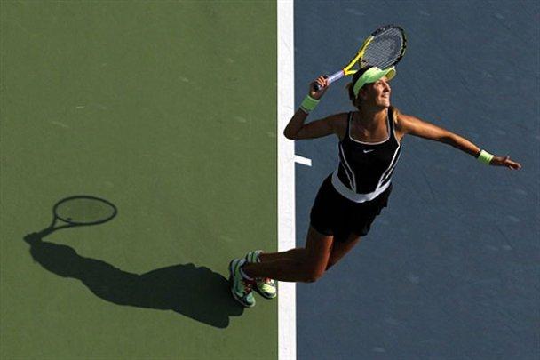 Білоруська тенісистка знепритомніла під час гри