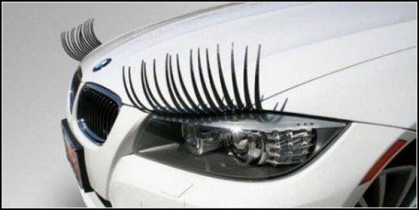 """Дизайнеры научили автомобиль """"женским хитростям"""""""