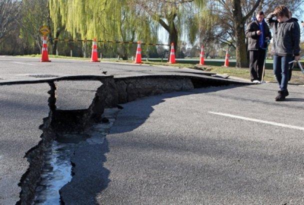 Мощное землетрясение в Новой Зеландии: объявлено чрезвычайное положение