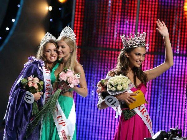 """""""Мисс Украина-2010"""" оказалась в центре скандала"""