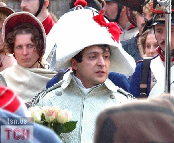 З Києва зробили Москву, а з Зеленського — Наполеона