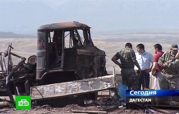 Провину за теракт у Дагестані поклали на військових