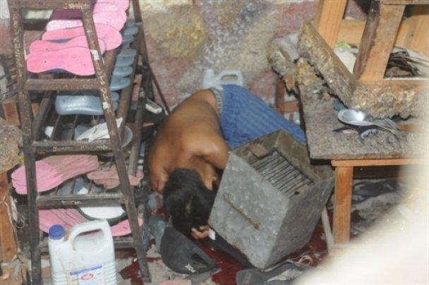 Неизвестные устроили бойню на фабрике в Гондурасе