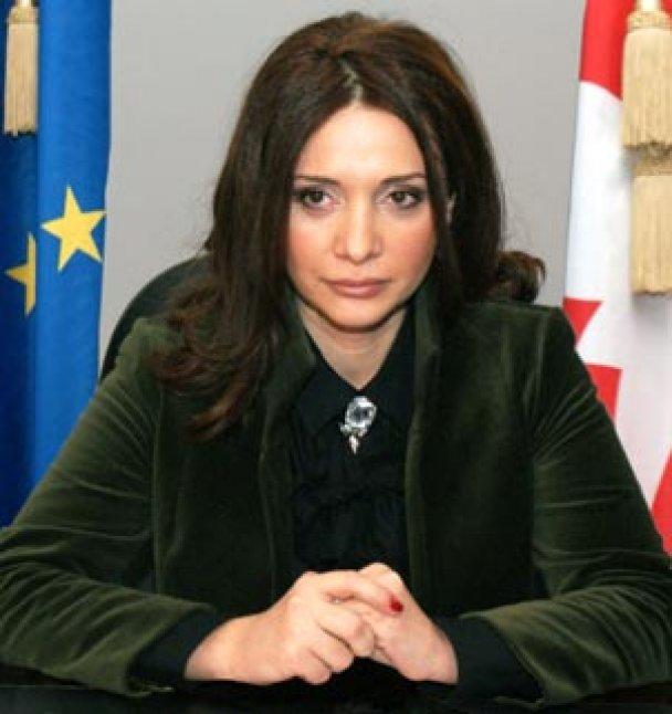 """У Грузії оприлюднили фото """"коханок"""" Саакашвілі"""