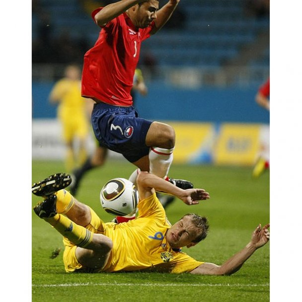 Товариський матч Україна 2:1 Чилі. Фотозвіт