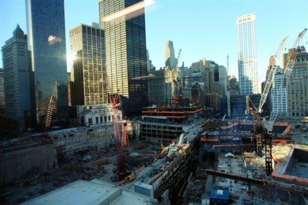 Пил від терактів 11 вересня повільно убиває людей, які розбирали завали