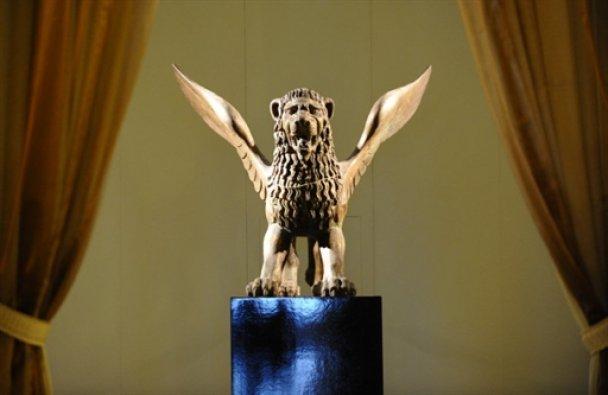 На Венеціанському фестивалі роздали левів