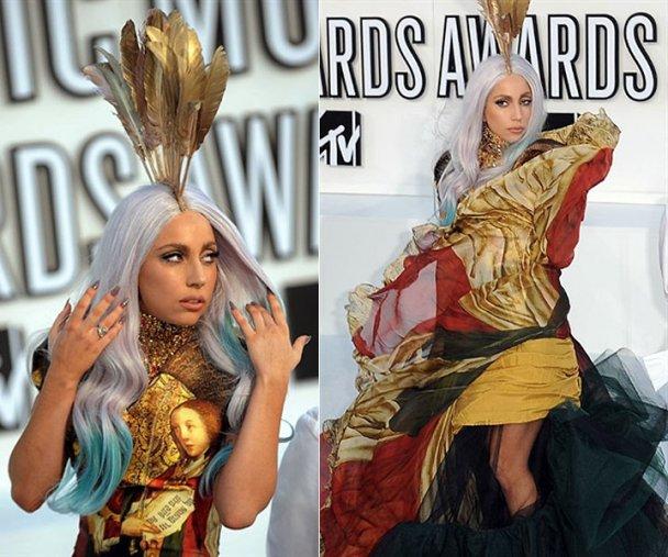 """Біла доріжка"" премії MTV Video Music Awards 2010"