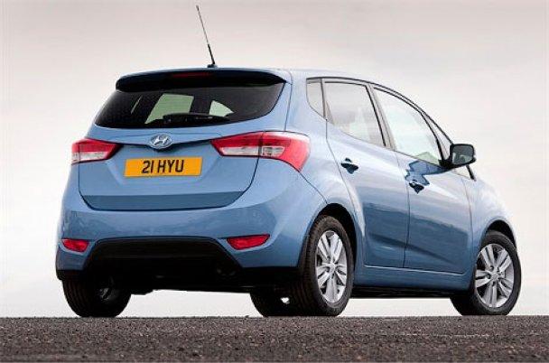 Розсекречена нова модель Hyundai