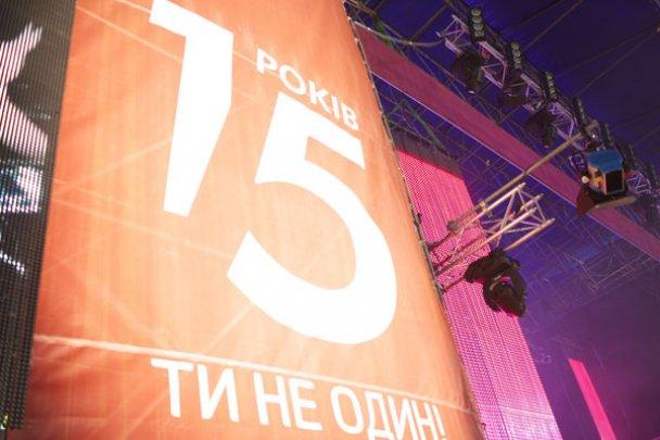 """""""1+1"""" зібрав на Майдані більше 100 тисяч людей"""
