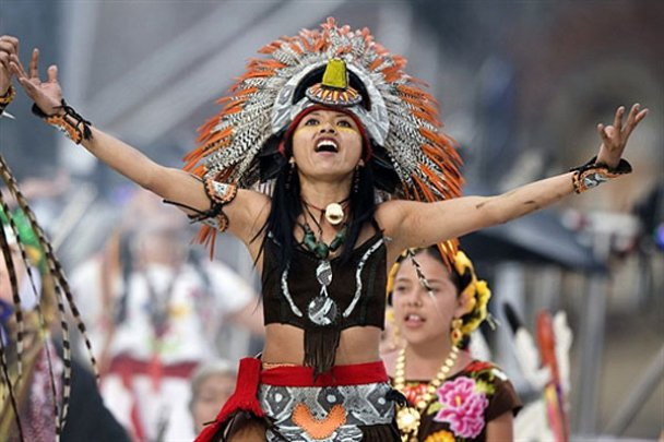 Мексика відзначила 200-річчя незалежності
