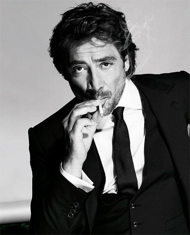 Брутальна фотосесія Хав'єра Бардема у Esquire