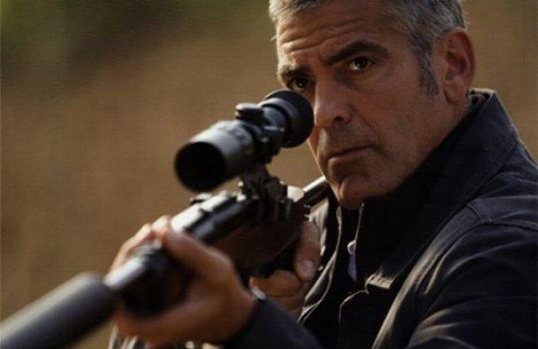 Джордж Клуни боится огнестрельного оружия