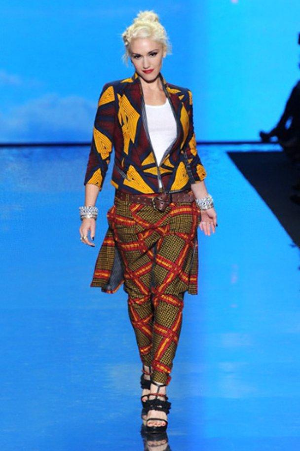 Гвен Стефани показала собственную коллекцию одежды