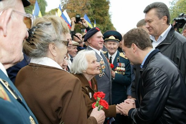 Мєдвєдєв: Росія і Україна разом