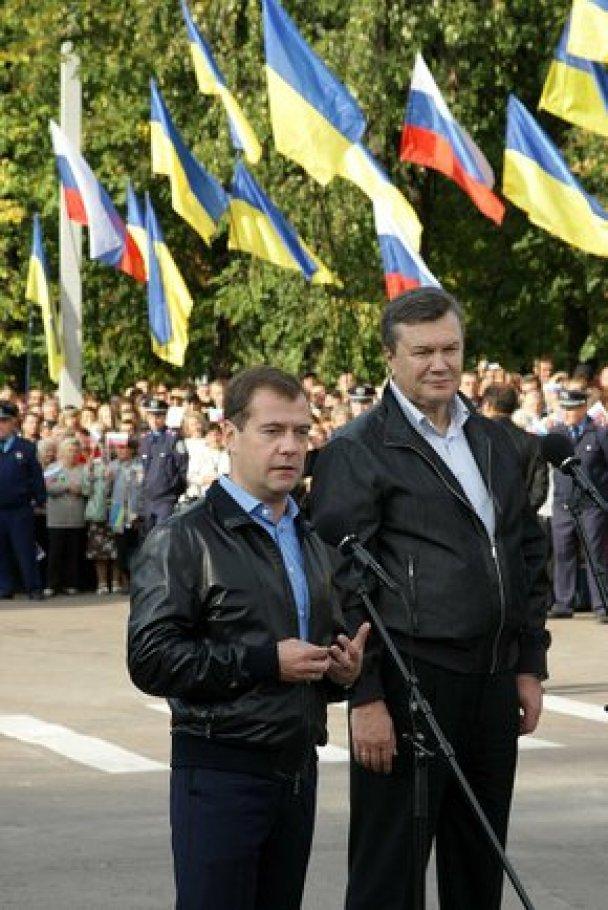 Медведев: Россия и Украина вместе