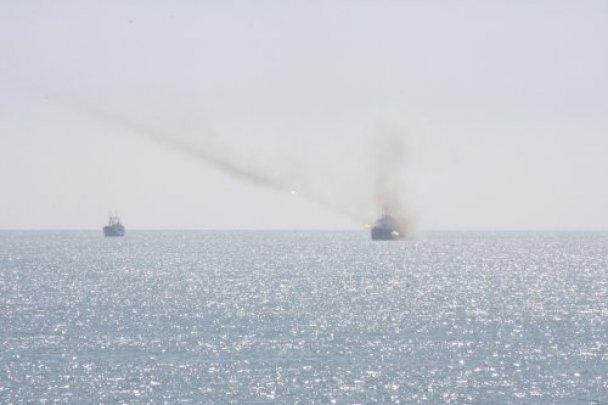 У Криму проходять військові навчання, є перші потерпілі