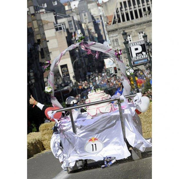 Божевільні перегони Red Bull в Іспанії