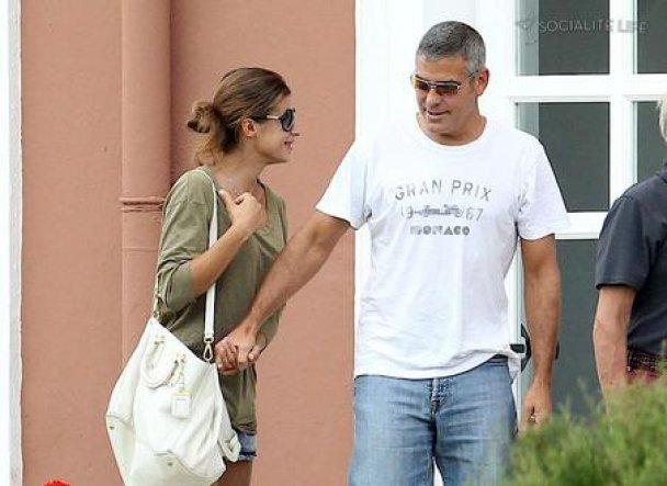 Джордж Клуни снова холостяк
