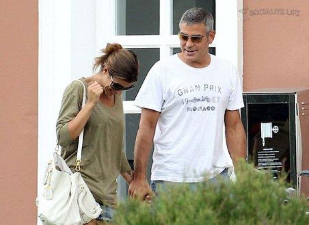 Джордж Клуні знову холостяк