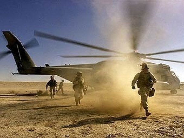 2010 год стал самым кровавым для Афганистана за десятилетие