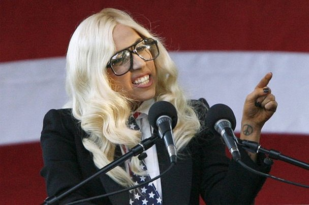 Lady GaGa пожертвовала миллион долларов бомжам