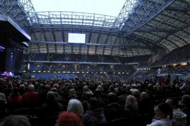 У Польщі відкрили перший стадіон до Євро-2012