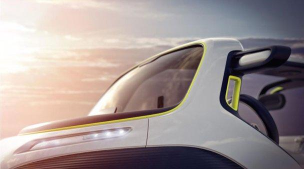 Citroen создал автомобиль-кроссовок