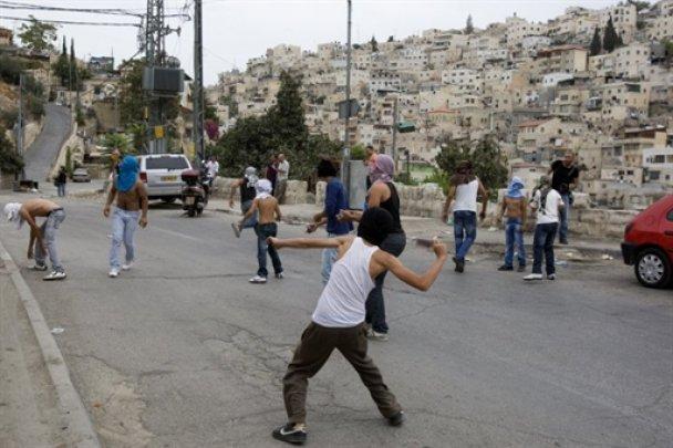 Поліція перекрила Храмову гору через заворушення в Єрусалимі