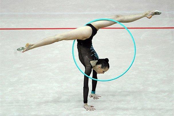 Чемпионат мира по художественной гимнастике в Москве