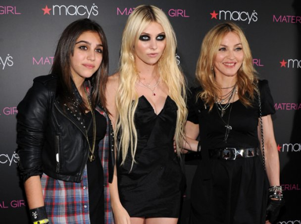 Дочь Мадонны открыла магазин одежды