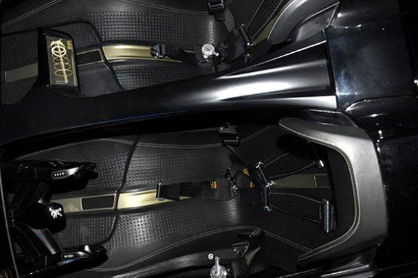 Електромобіль від Peugeot встановив рекорд швидкості