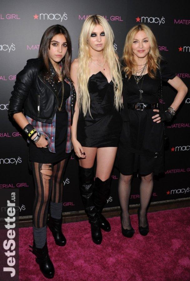 Мадонна забороняє доньці ходити на побачення