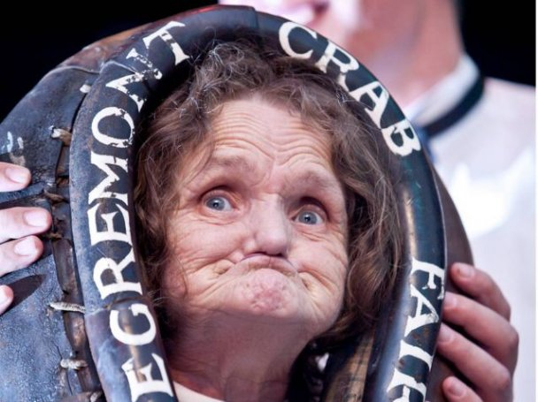 У Британії пройшов чемпіонат світу з гримас: переможниця знепритомніла