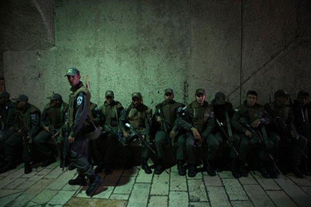 Масові заворушення в Єрусалимі