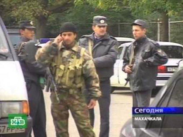 Два взрыва прогремело в центре Махачкалы: десятки пострадавших