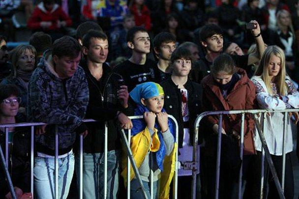 """Під Києвом провели патріотичний фестиваль """"Гайдамака.UA"""""""