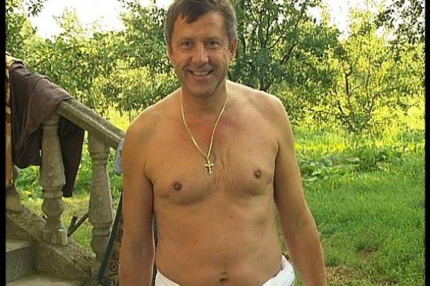 Виктор Пилипишин разделся перед камерой