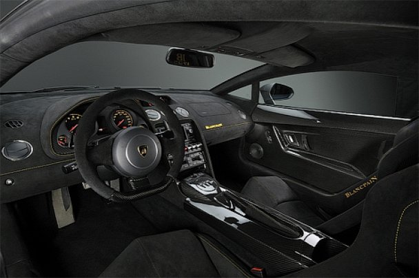 Lamborghini представила суперкар Blancpain Edition