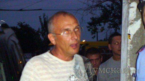 В Одесі п'яний мажор на джипі збив жінку на тротуарі