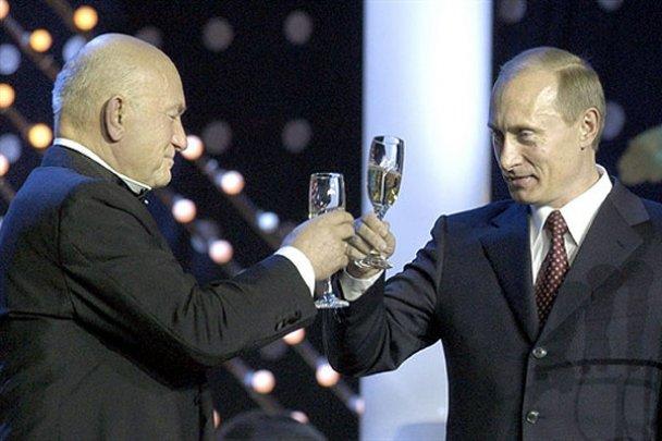 Юрій Лужков: 18 років на посаді мера Москви