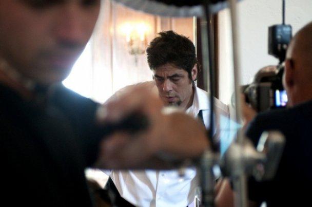 Бенісіо Дель Торо став новим обличчям Campari 2011