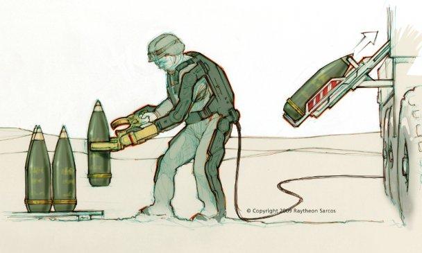 """Військові США через 5 років перетворяться на """"залізних людей"""""""