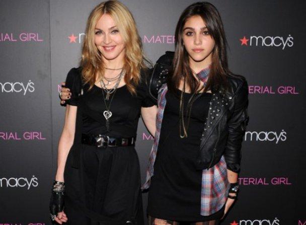 Мадонна з дочкою увійшли в косметичний бізнес