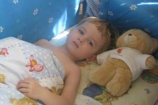 Хворому на лейкемію хлопчику Данилу потрібна допомога