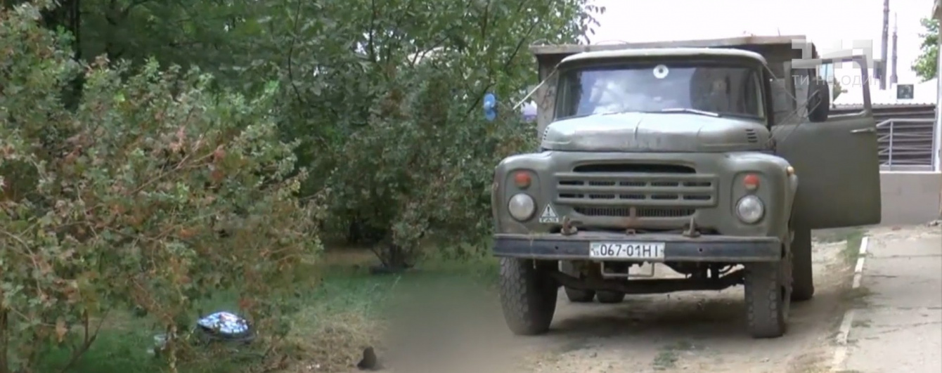 Смертельний наїзд на дитину у Миколаєві: водій вантажівки не мав права кермувати транспортом