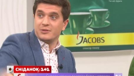 Українські винахідники презентують у Берліні рукавчикі, які озвучують мову жестів
