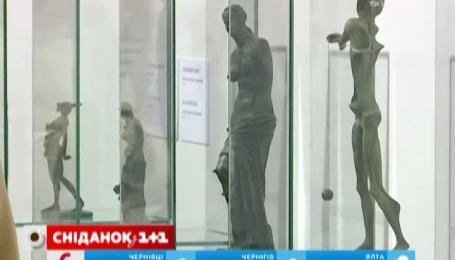 Сьогодні у Мистецькому арсеналі відкривається унікальна виставка скульптури