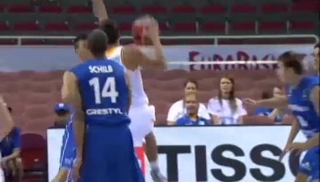Україна - Чехія - 64:78. Друга синьо-жовта поразка на Євробаскеті-2015
